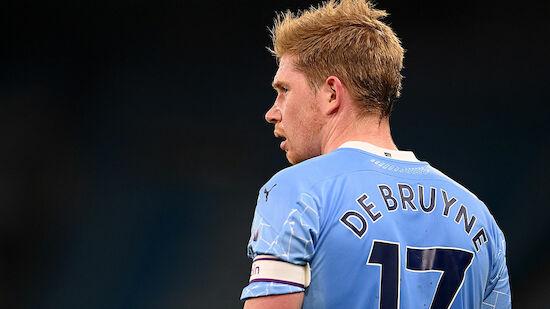 Manchester City verlängert mit Kevin De Bruyne