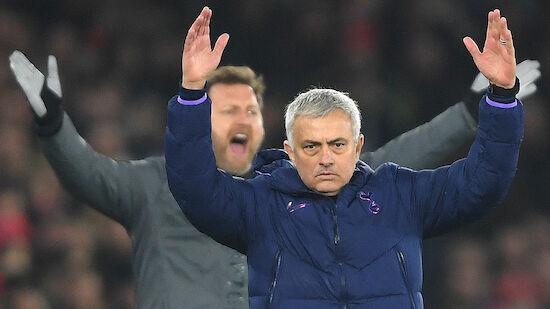 Mourinho-Rauswurf? Hasenhüttl: