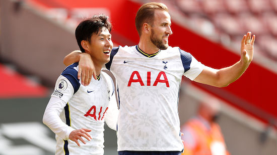Umbruch im Tottenham-Sturm! Kane so gut wie weg
