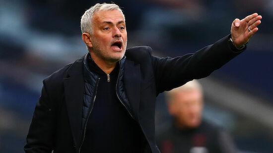 Mourinho von Spurs-Formkrise nicht beunruhigt