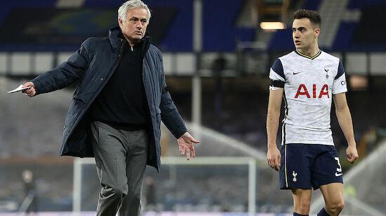 Tottenham trennt sich von Jose Mourinho