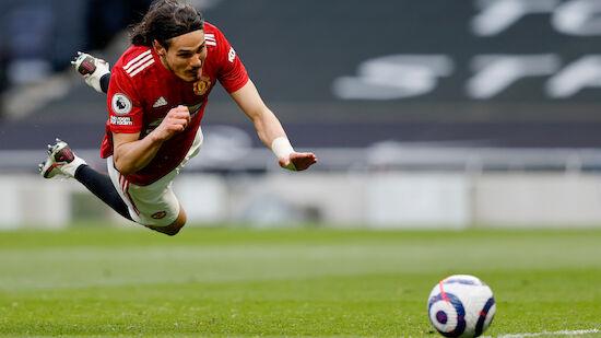 Cavani entscheidet Premier-League-Kracher