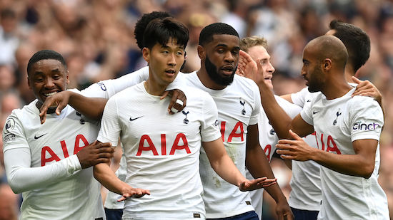 Tottenham schockt Meister ManCity zum Auftakt