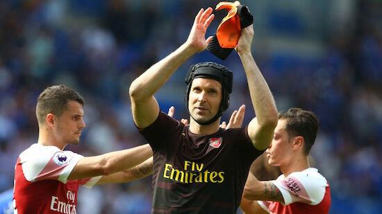 Cech kehrt zu Chelsea zurück