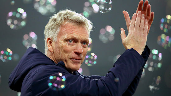 West Ham bindet Erfolgstrainer David Moyes