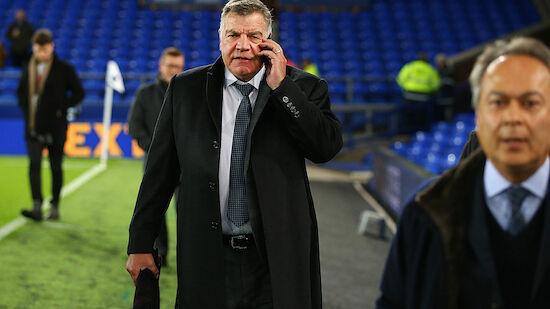 Everton hat einen neuen Coach