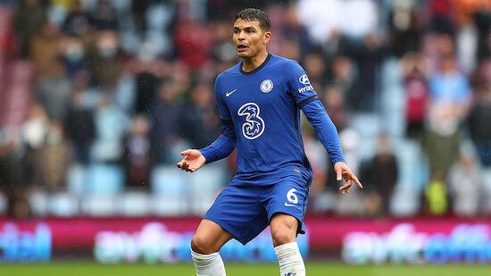 Chelsea verlängert mit Thiago Silva