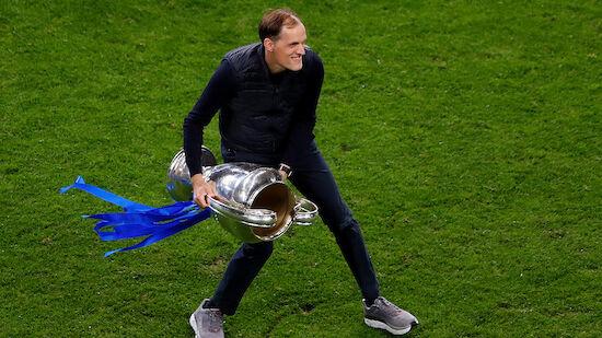 Chelsea verlängert mit Erfolgscoach Tuchel