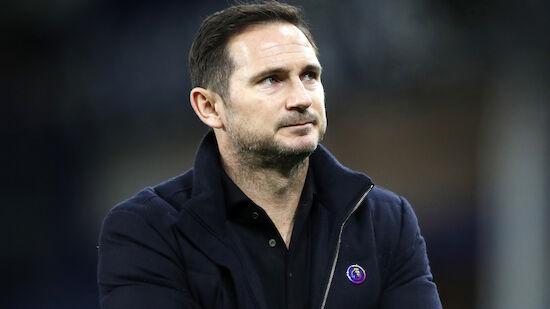Neuer Trainerjob für Frank Lampard?