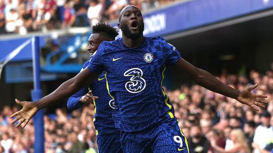 Chelsea lässt gegen Aston Villa nichts anbrennen
