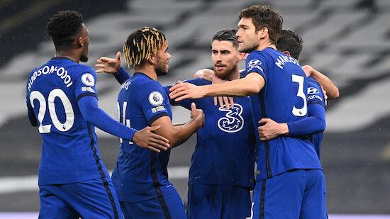 Chelsea bleibt unter Tuchel weiterhin unschlagbar