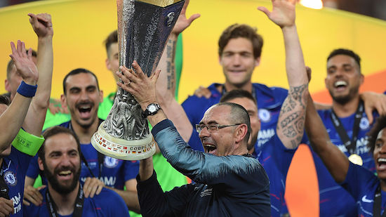FC Chelsea lässt Coach Maurizio Sarri gehen