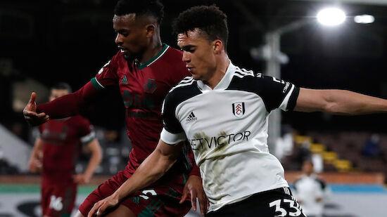 Wolverhampton holt Last-Minute-Sieg in Fulham