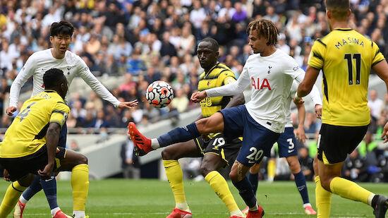 Bachmanns Watford unterliegt Tottenham