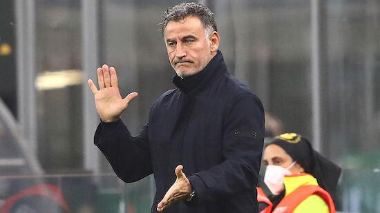 Meistertrainer verlässt wohl OSC Lille