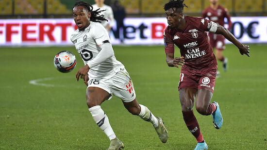 Ligue 1 reduziert Teams wieder