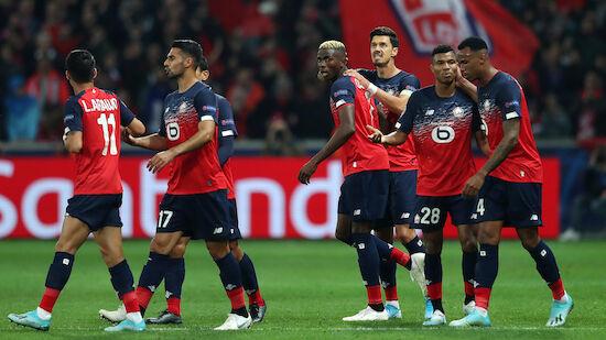 Lille lässt PSG-Serie im Super Cup reißen