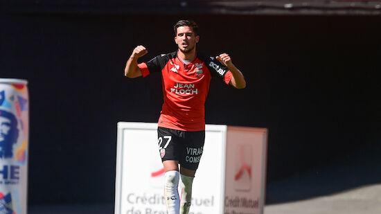 Grbic trifft bei Lorient-Remis gegen Nizza