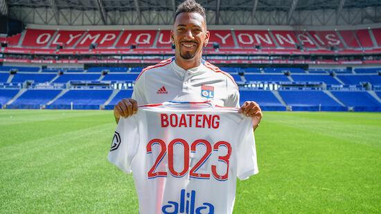 Fix! Jerome Boateng heuert bei Olympique Lyon an