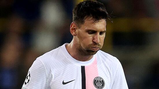 Verletzt! Lionel Messi wird PSG fehlen