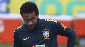 Vorwürfe: Neymar soll bei der Polizei aussagen