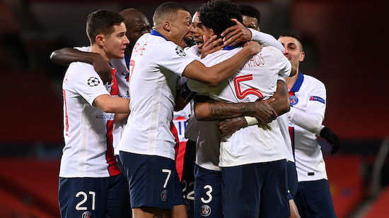 PSG zieht furios ins Coupe-Semifinale ein
