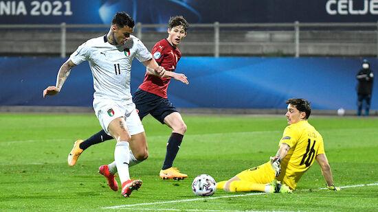 U21-EM: Auftaktsieg für Spanien, Italien mit Remis