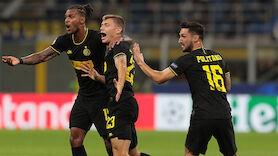 Inter mit Derby-Sieg ohne Lazaro