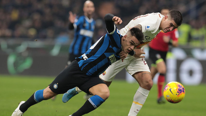 Inter leistet sich Ausrutscher gegen die Roma