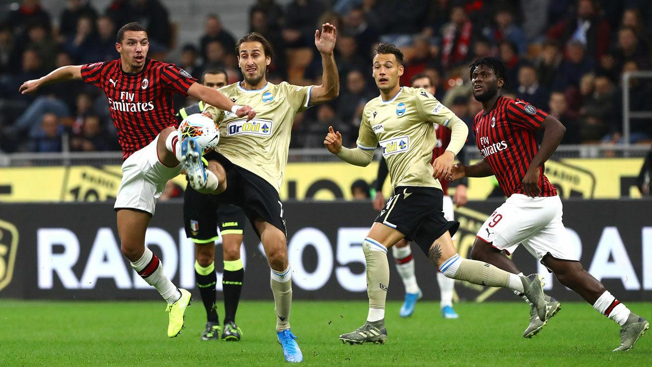 Serie A Traum Freistoss Bringt Ac Milan Erlosenden Sieg