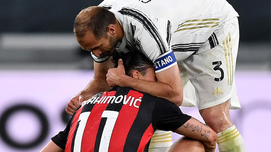 Bangen um Zlatan Ibrahimovic