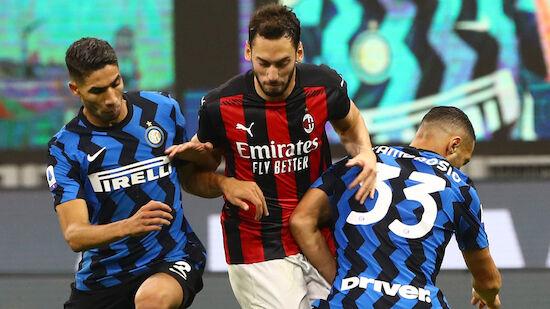 Calhanoglu-Wechsel von AC Milan zu Inter fix