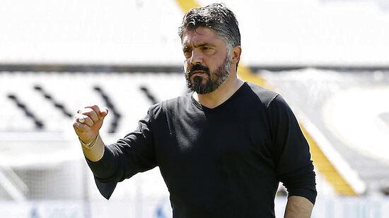 Gattuso hat neuen Trainer-Job