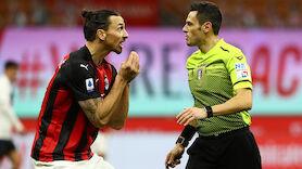 Ibrahimovic fühlte sich bei 0:3-Pleite isoliert