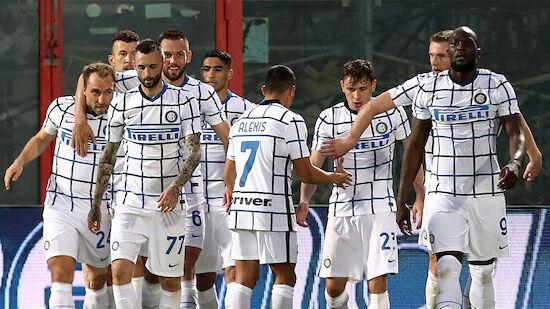 Kritik! Inter feiert Scudetto mit 30.000 Fans