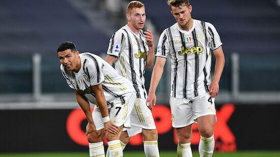Ausschluss von Juventus Turin aus Serie A möglich