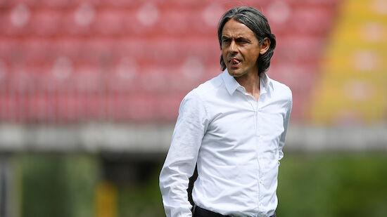 Neuer Trainer-Job für Filippo Inzaghi