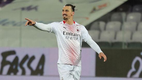 Zlatan hat noch nicht genug!