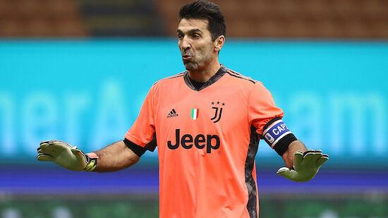 Auch Buffon wegen Gotteslästerung gesperrt