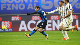 Inter Mailand siegt souverän gegen Juventus