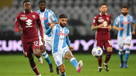 Auch Napoli überholt Juventus Turin