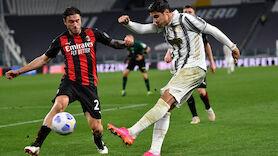 LIVE: Holt Juve gegen Milan den ersten Liga-Sieg?