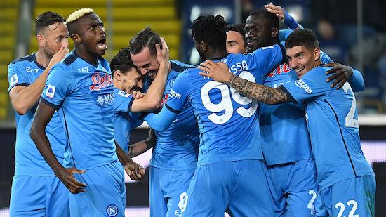 Keine Probleme für Napoli gegen Udinese Calcio