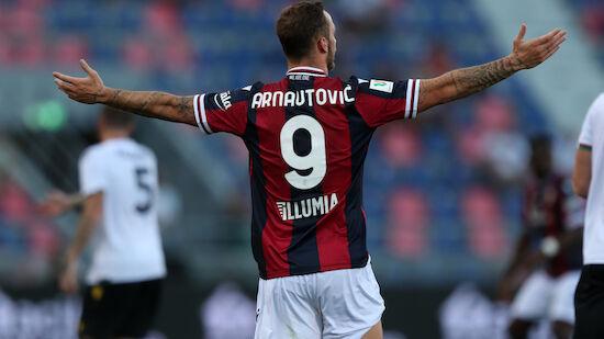 Arnautovic-Treffer reicht gegen Genua nicht