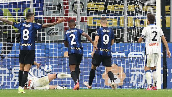Inter zieht gegen Atalanta Kopf aus der Schlinge