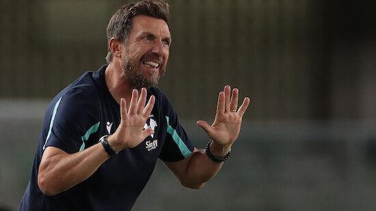 Hellas Verona feuert Trainer Di Francesco