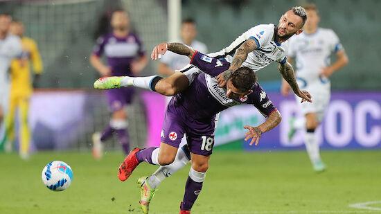 Inter Mailand dreht Spiel in Florenz