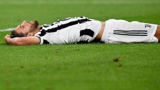 Juventus rutscht nach Ronaldo-Abgang aus