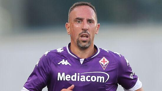 Fix! Franck Ribery bleibt Serie A treu