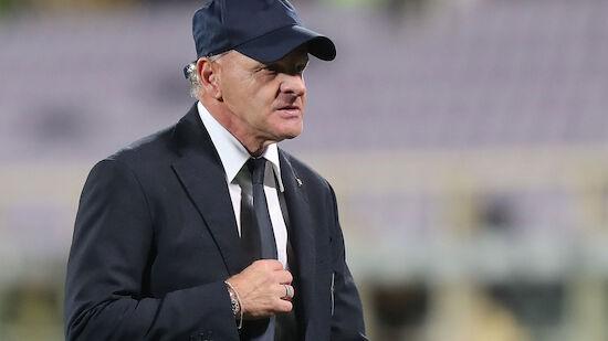 Florenz holt Ex-Trainer zurück auf die Trainerbank